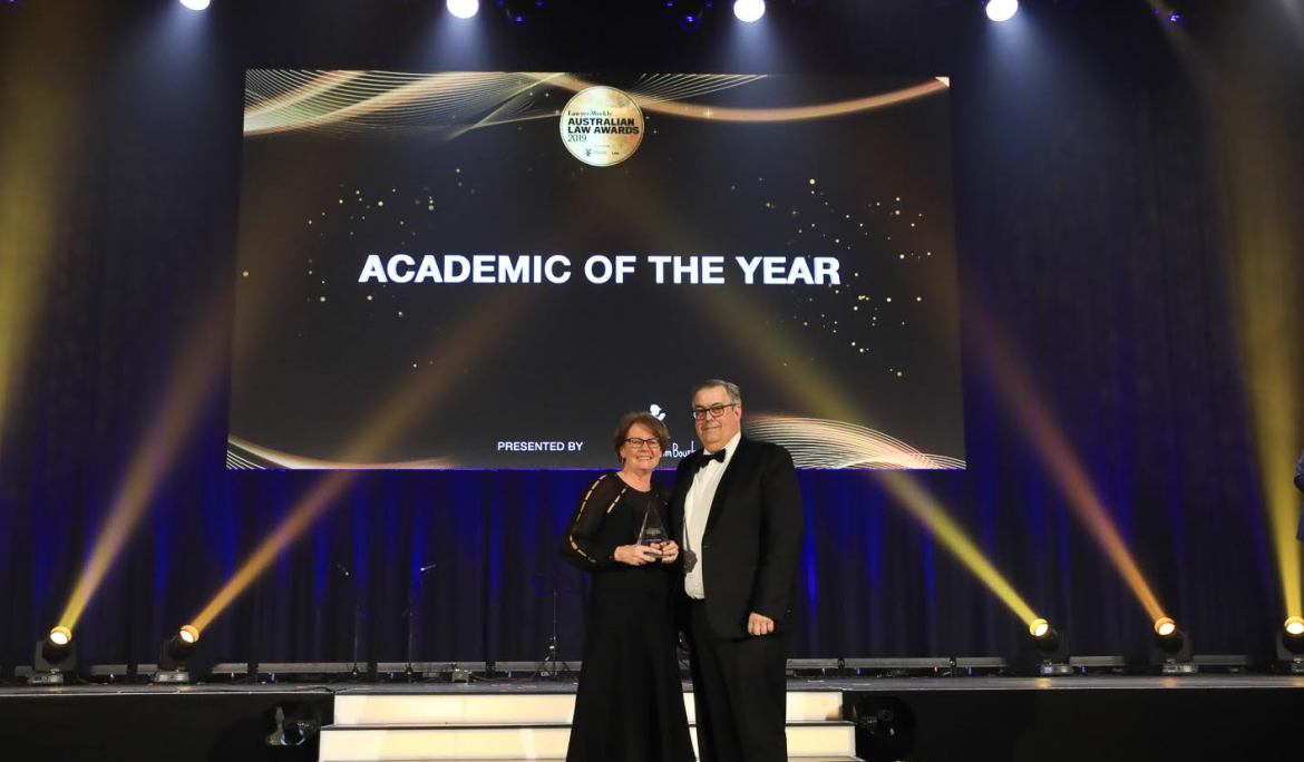 Academic of the Year Law 2019