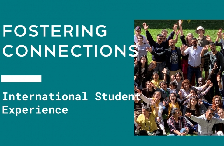 Fostering Connections International Student Experience Banner